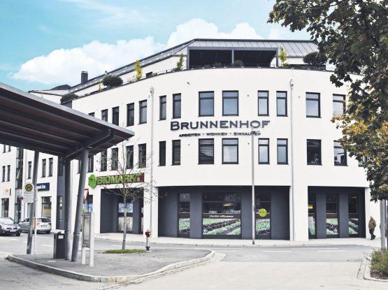 Die neue Immobilie Brunnenhof in Cham