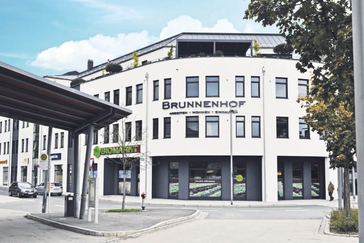 Die neue Immobilie Brunnenhof in Cham