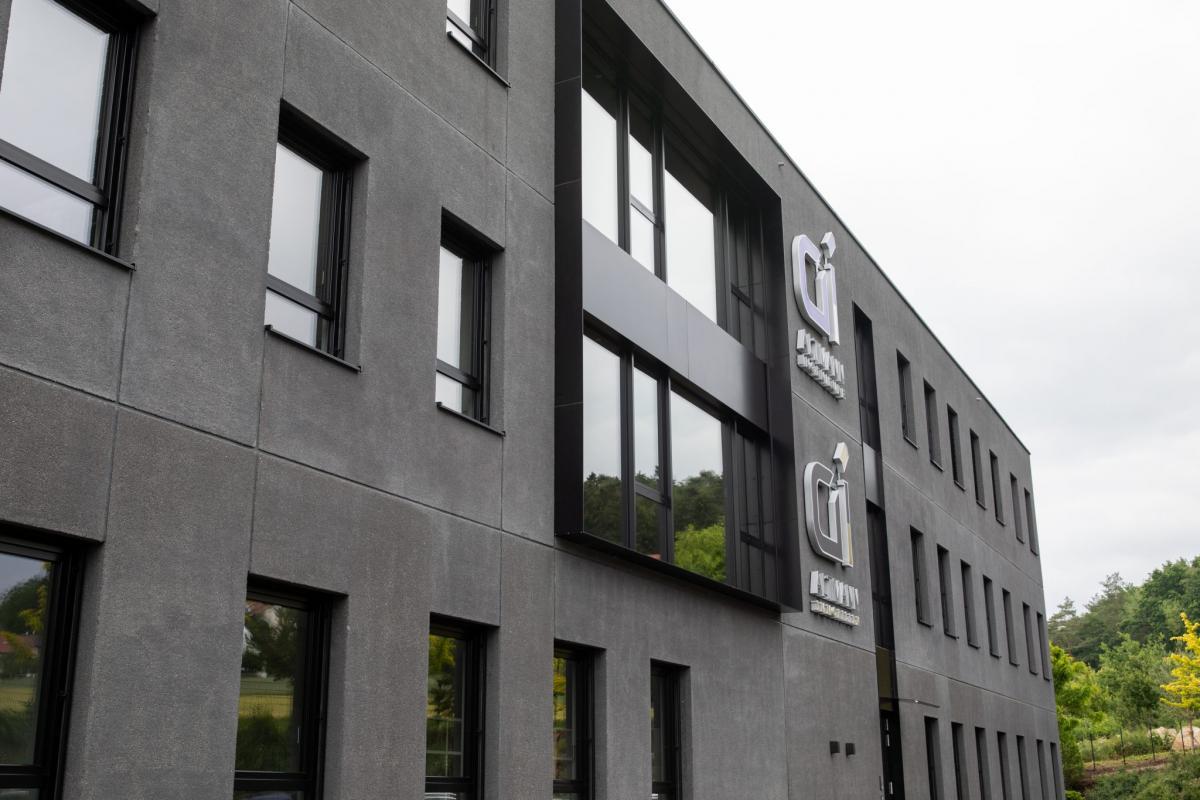 Das neue Firmengebäude der ALTMANN-Gruppe